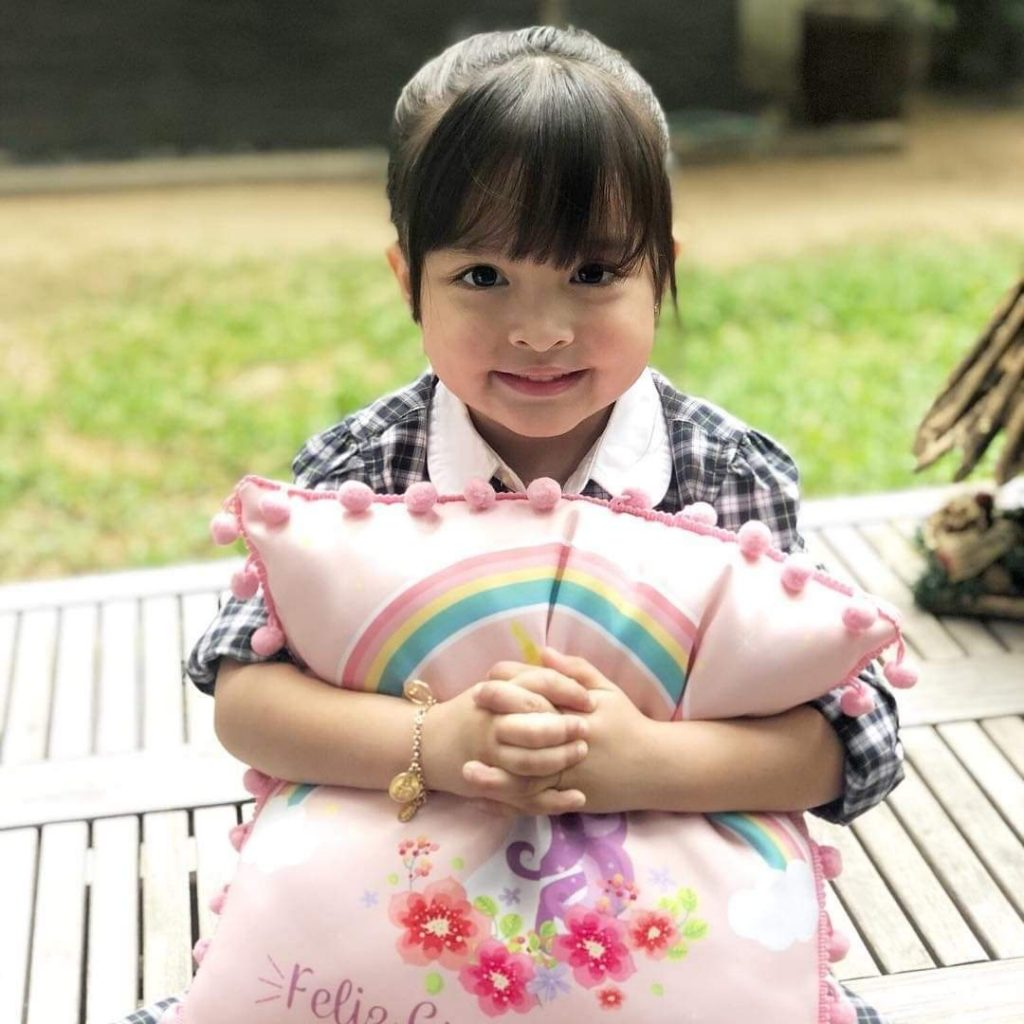 Zia S Mini Pictorial For Her 3rd Birthday Team Dantes