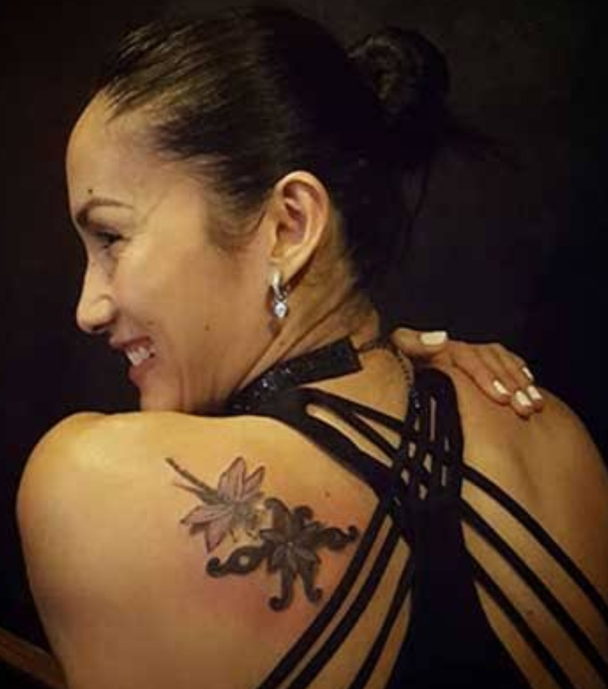 pinay celebrities and their tattoos team dantes