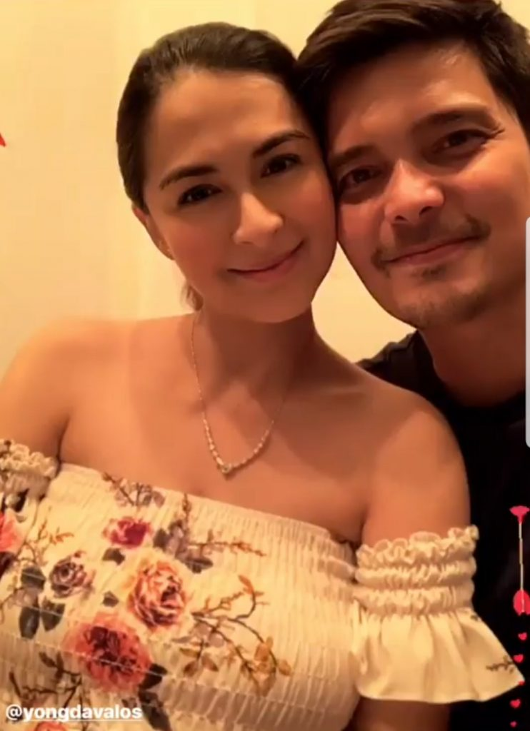 Valentine's Day surprise for Dingdong - Team Dantes