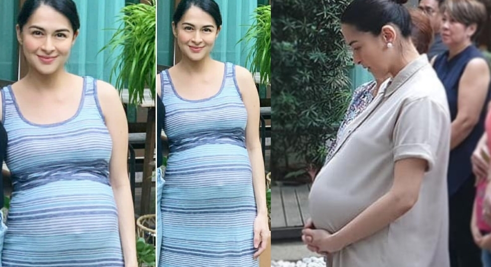 Fans Pray For Marian Rivera S Safe Delivery Of Baby Boy