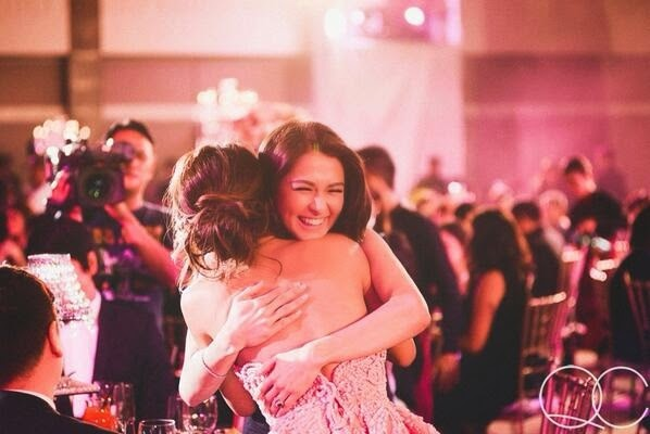 "Kathryn to DongYan ""Thank You for touching my life with ..."