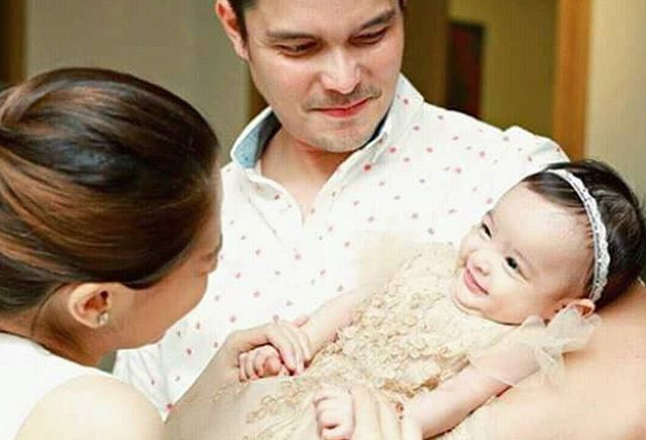 Marian, opened a bank account for Baby Z! - Team Dantes