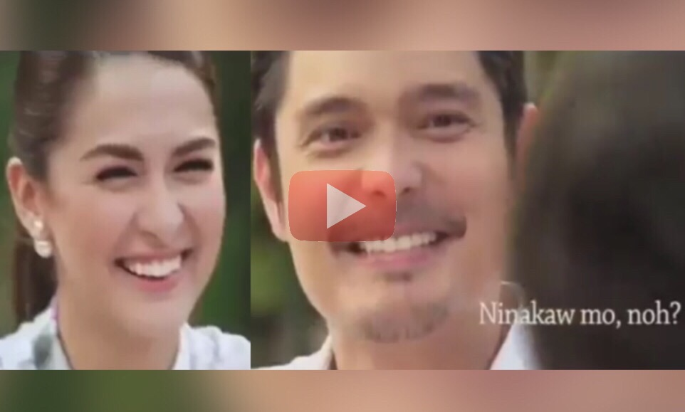 Video: Dingdong and Marian recall their first kiss - Team ...
