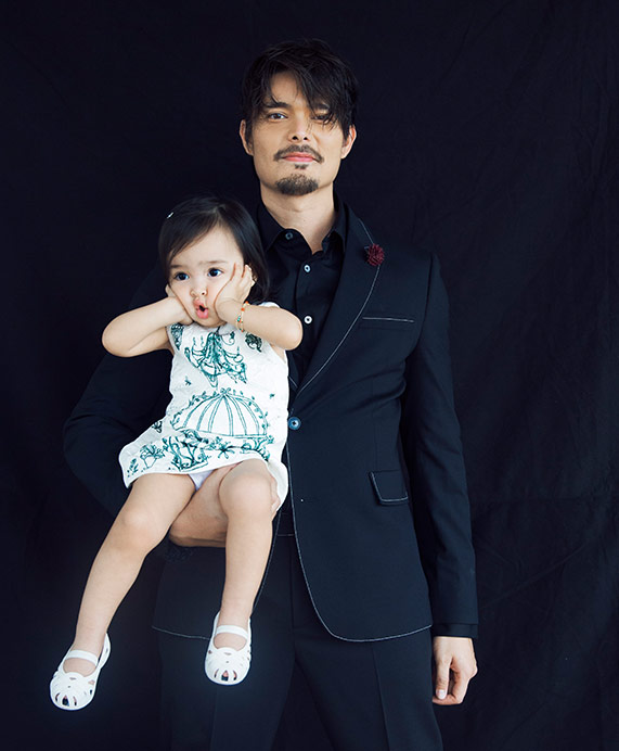 How Fatherhood changed Dingdong. - Team Dantes
