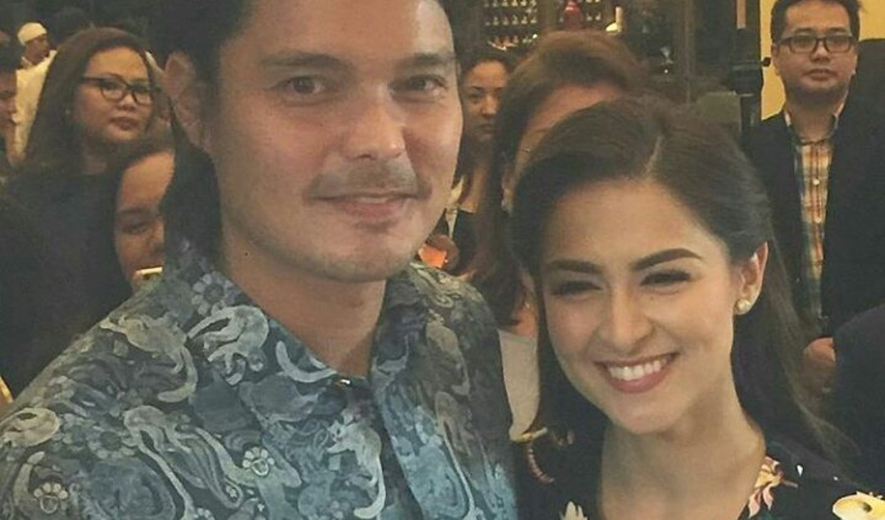 Dingdong is very proud of Marian. - Team Dantes