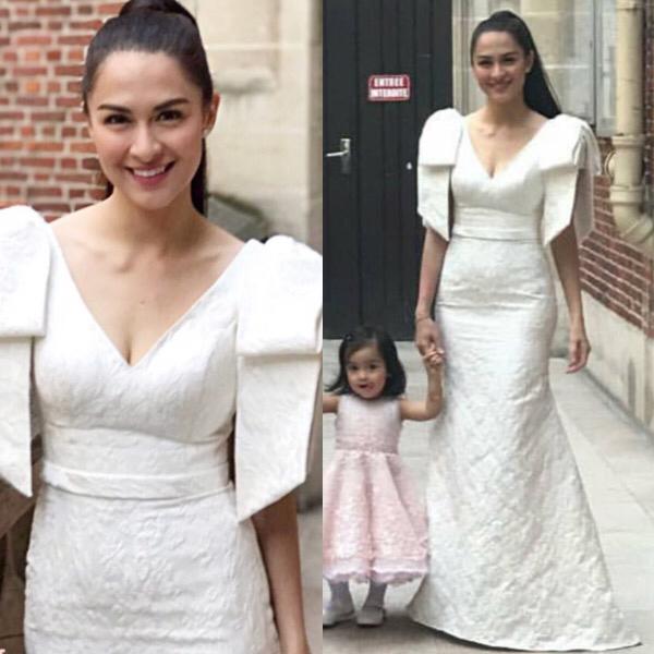 In Photos Best Dressed List At Vicki And Hayden S Wedding Team Dantes