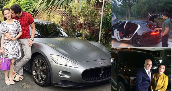 Who Owns Maserati >> The fanciest Celebrity Cars - Team Dantes