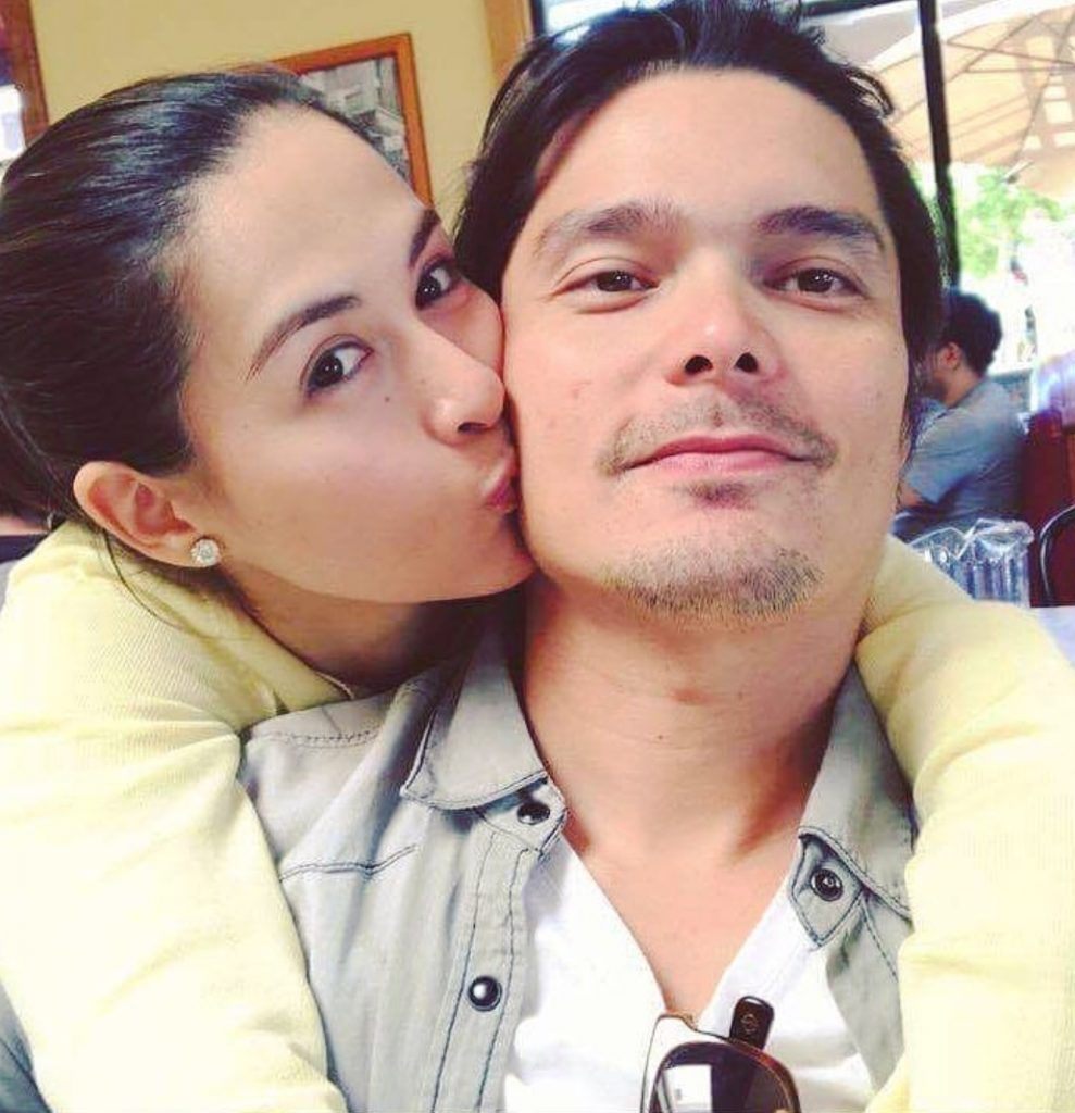 Dingdong Dantes describe Marian in 3 Words - Team Dantes