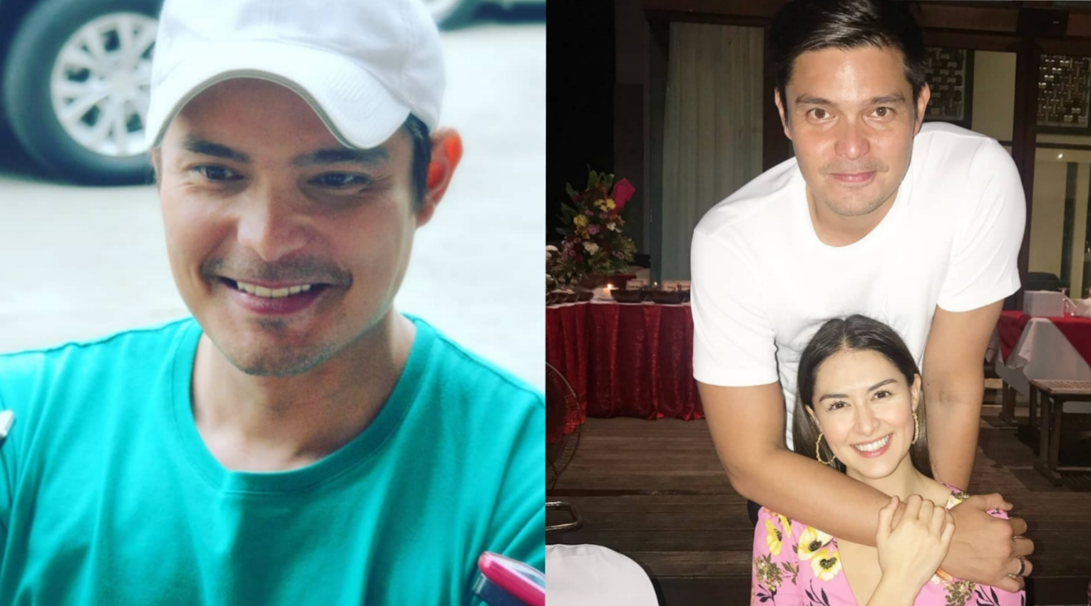 Dingdong Dantes answers if he will run as a senator - Team ...