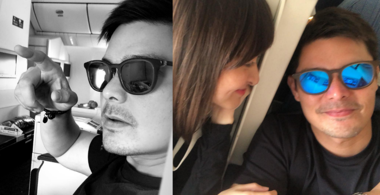 Dingdong Dantes and Marian Rivera are off to the US - Team ...