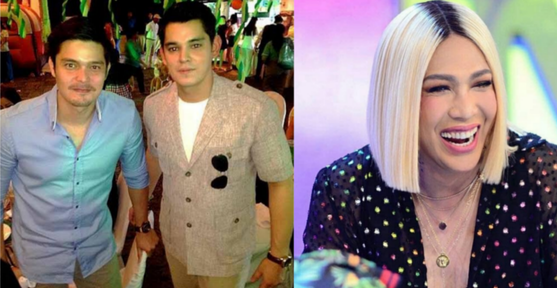 Vice Ganda talks about working with Dingdong and Richard ...