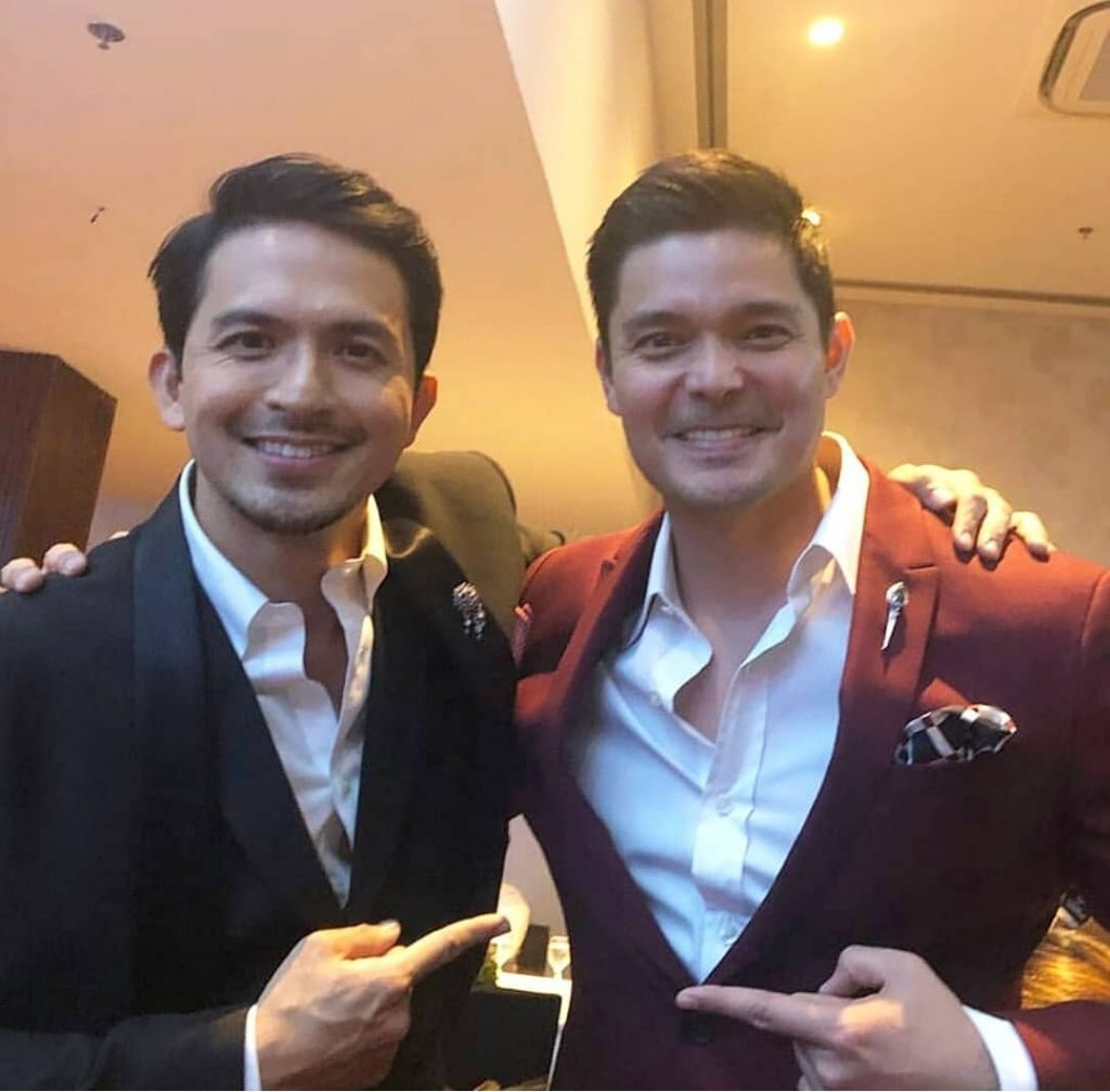 Dingdong and Dennis 'Cain at Abel' is not competing with ...