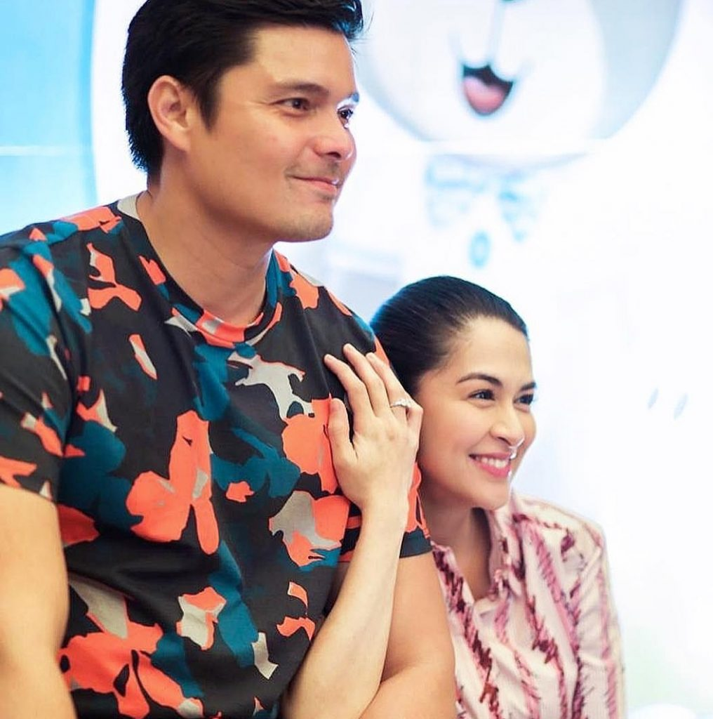 More photos from Marian Rivera's baby shower - Team Dantes