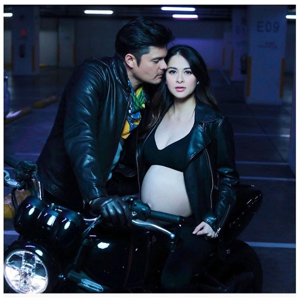 Dingdong Dantes and Marian Rivera's Maternity video teaser ...